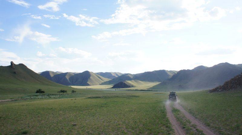 северная Монголия, путешествие