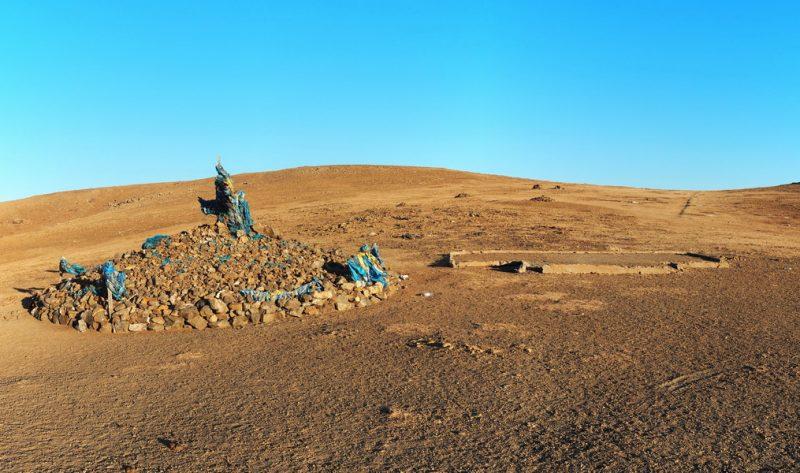 обо, Монголия