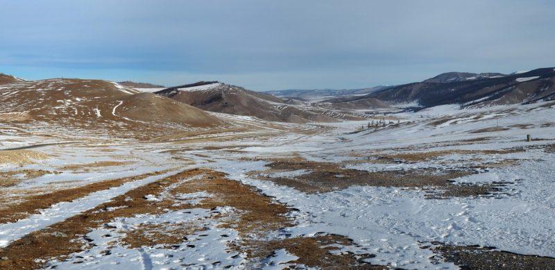 путешествие по Монголии замой на машине