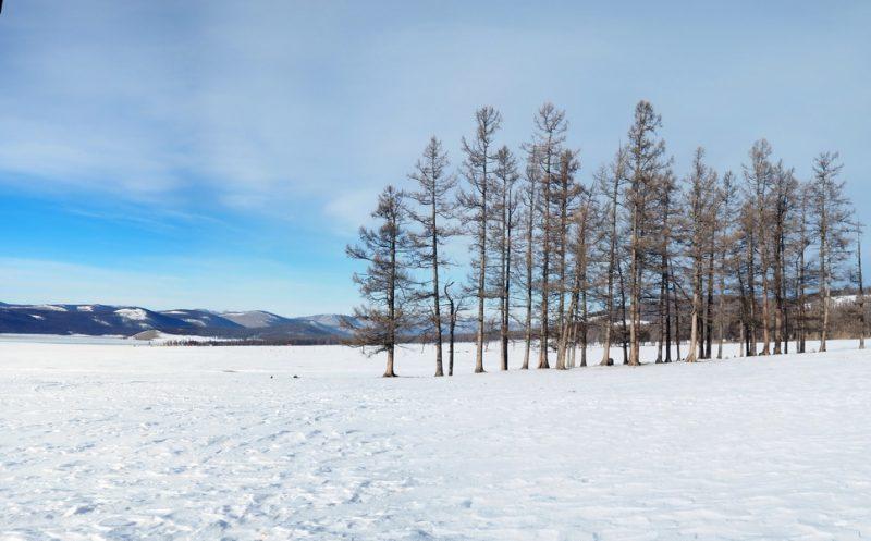 озеро Хубсугул зимой, Hovsgol winter