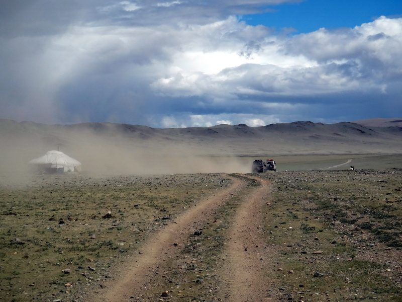 путешествие по Монголии летом