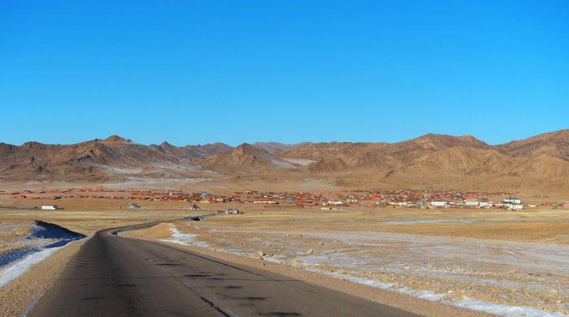 аймак, Монголия