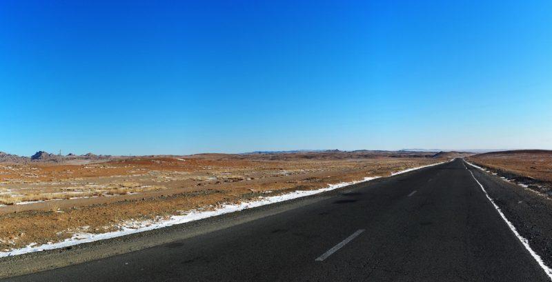 монгольские дороги, до Улан-Батора