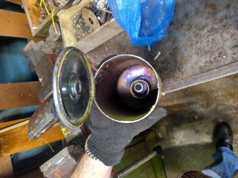 разобрал фильтр тонкой очистки уаз