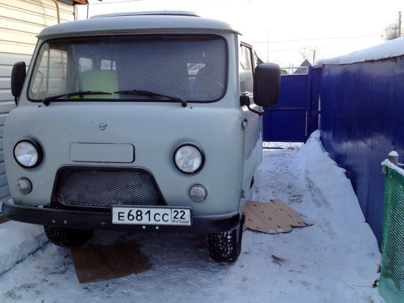 запуск авто в мороз, проверенный способ