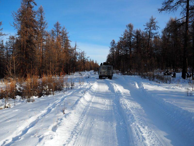 УАЗ 452 для путешествий, UAZ 452 is van for travel