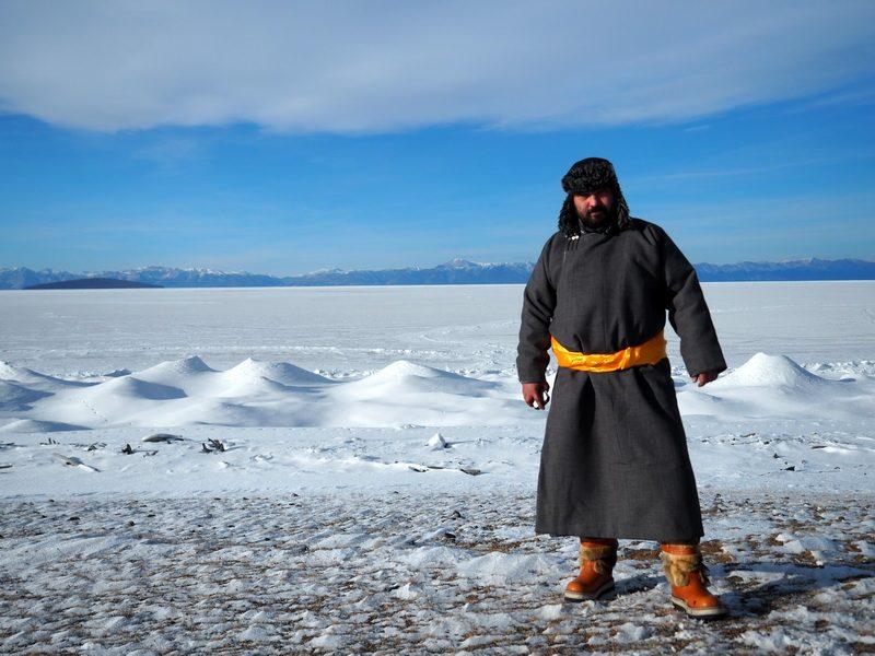 Krohinzon в Монголии