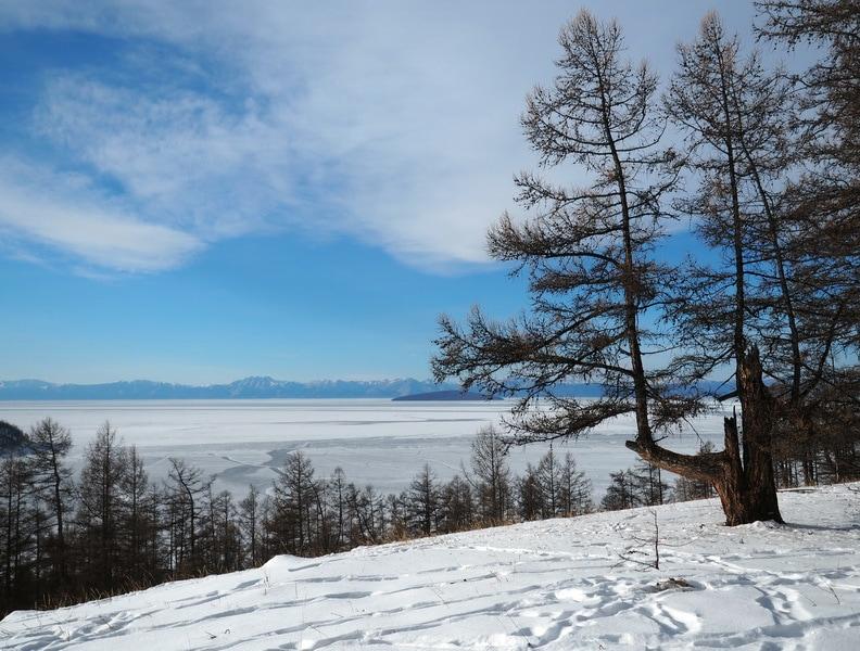 Монголия зимой, путешествие