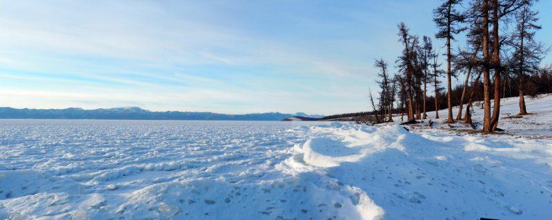заливы озера Хубсугул, Hovsgol Lake Lagoons