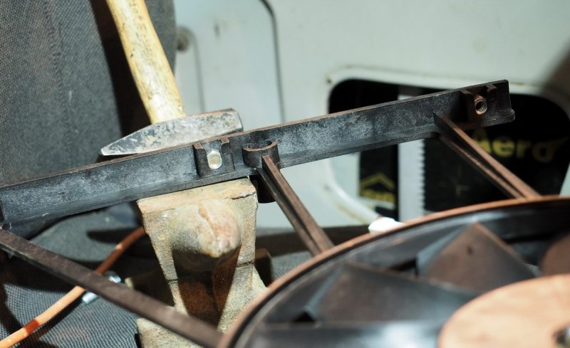 монтаж электровентилятора уаз от автогур73