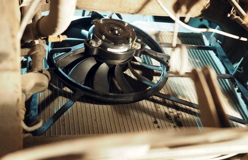 дополнительный вентилятор уаз для охлаждения