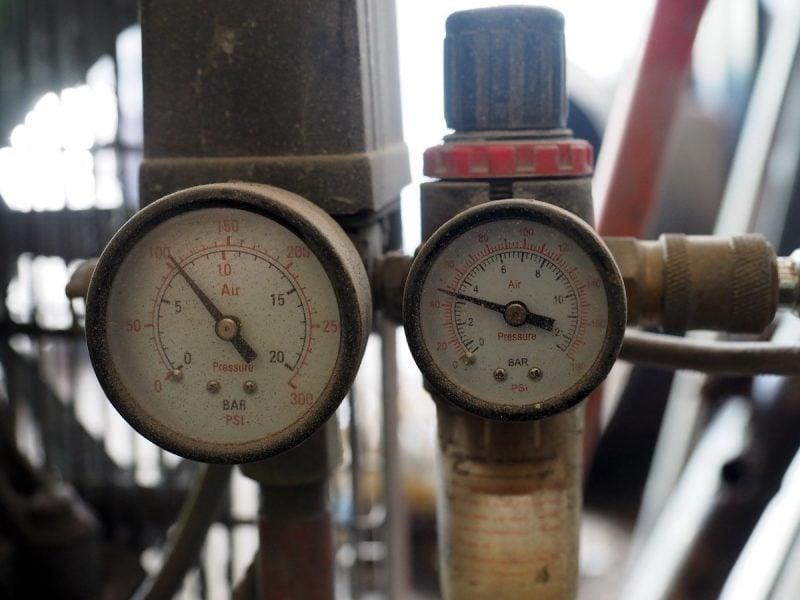 давление для промывки форсунок