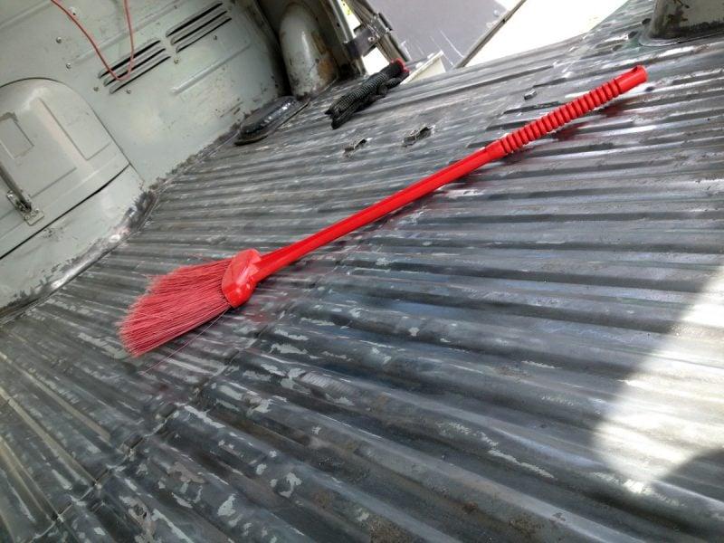 подготовка кузовного металла под покраску