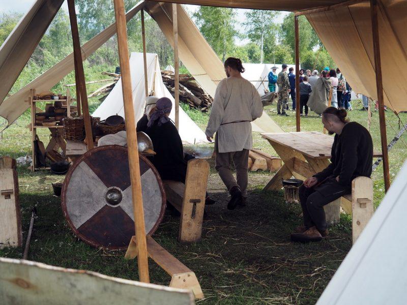 викинги реконструкторы