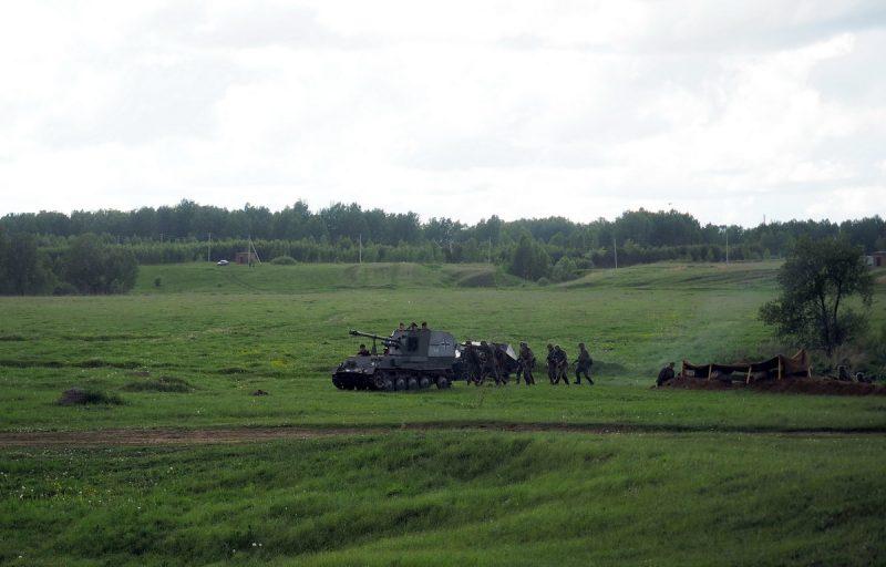 бой за севастополь, реконструкция