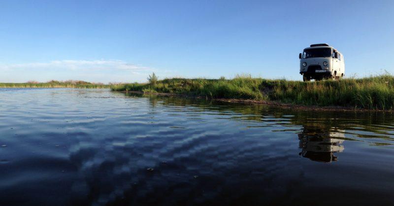уаз буханка для путешествий и рыбалки