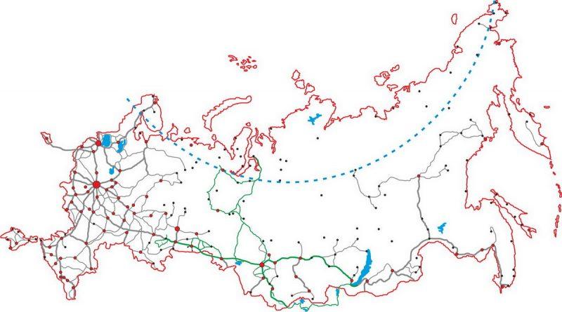 Алексей Бычков, маршруты для путешествий