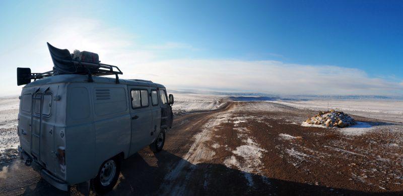 путешествие на буханке автодом