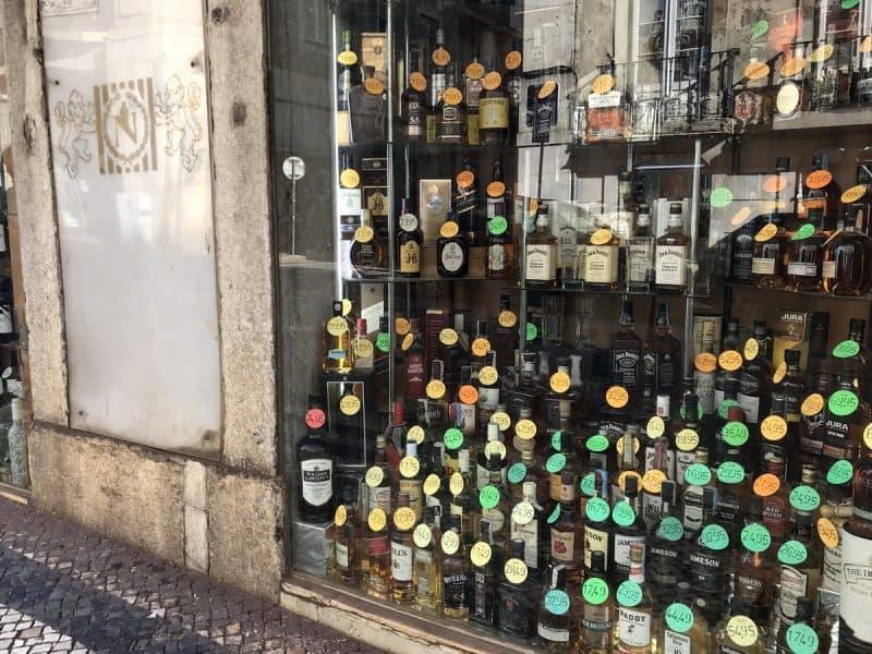 купить вино в лиссабоне