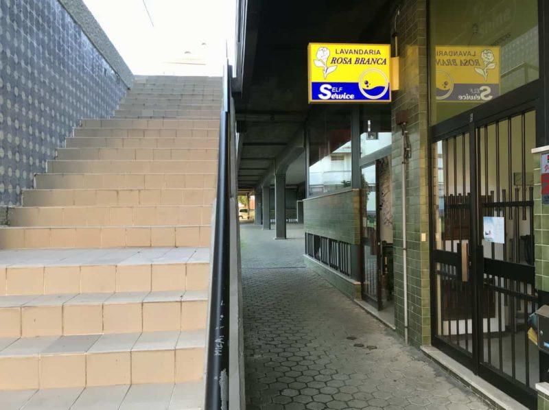 прачечная самообслуживания в лиссабоне