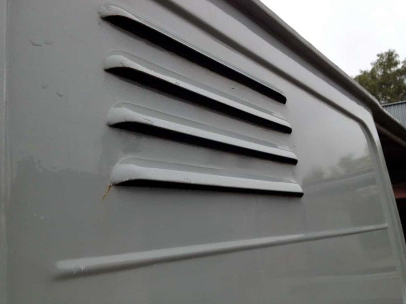 герметизация жабр вентилляции уаз 452