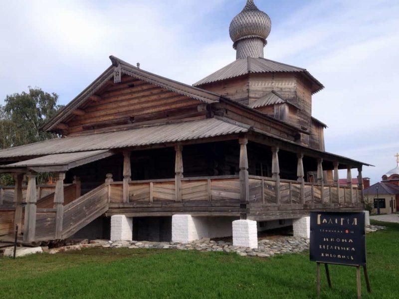 Свияжск, Троицкая церковь