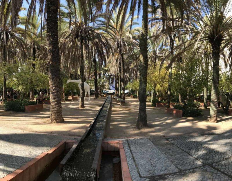 парк наций, Лиссабон