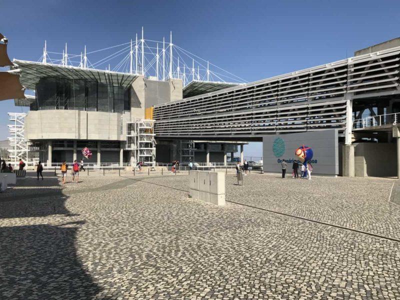 лиссабонский океанариум