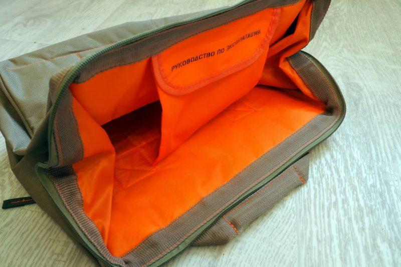 сумка для компрессора