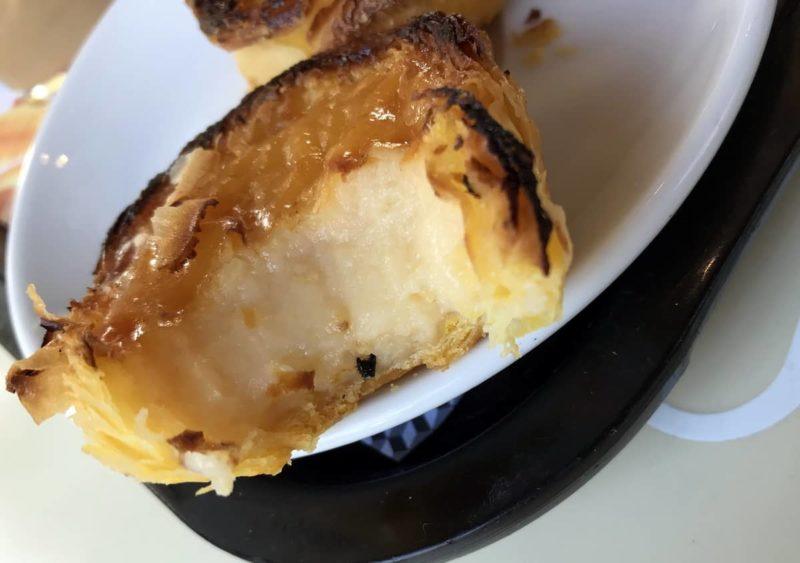 португальская кухня, паштейш де ната Pasteis de Nata