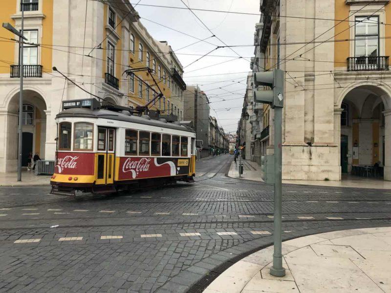 трамвай, Лиссабон