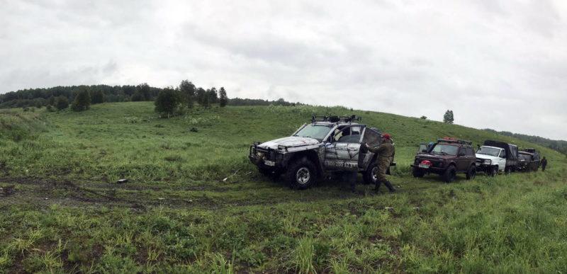 поездка на пихтовый кряж, новосибирская область