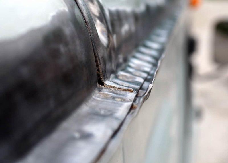 заделка швов, герметизация водостоков