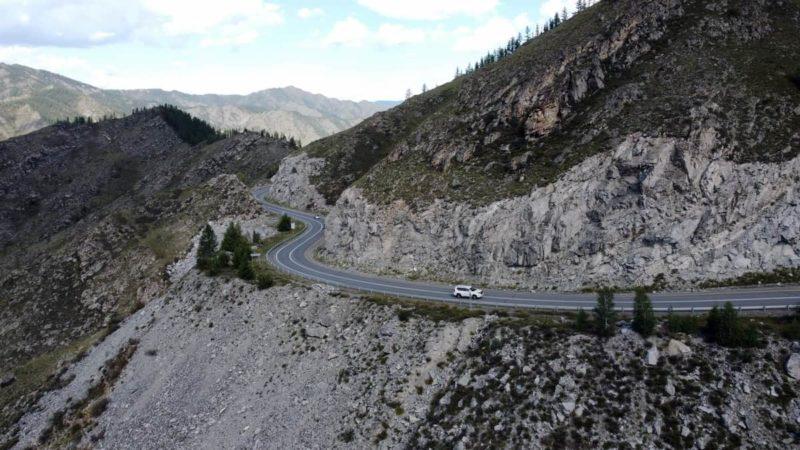 Семинский перевал, Чуйский тракт
