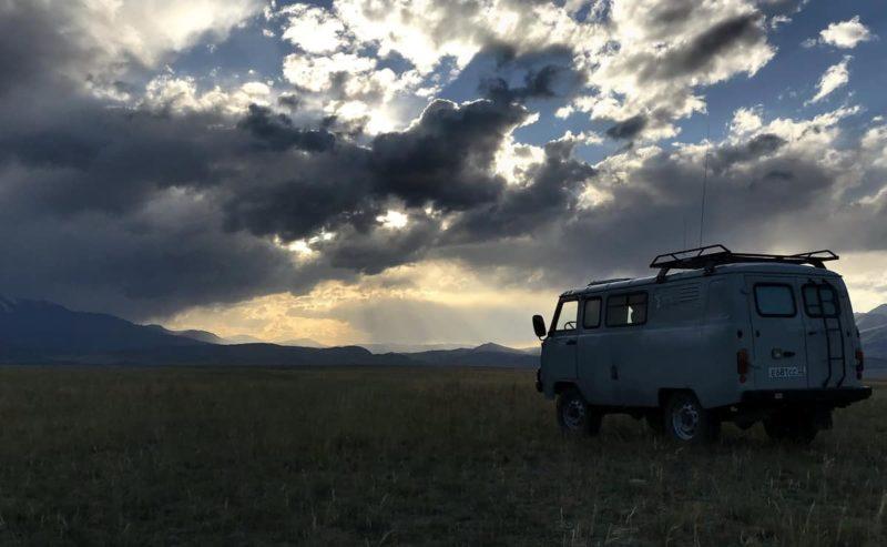 УАЗ 452 буханка для автодома
