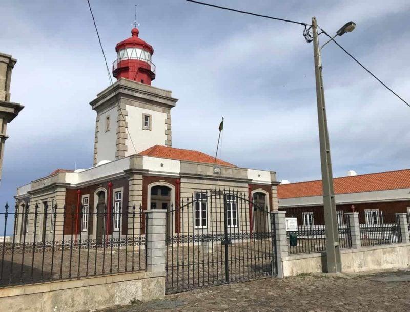 маяк мыс Рока, Cabo da Roca Lighthouse