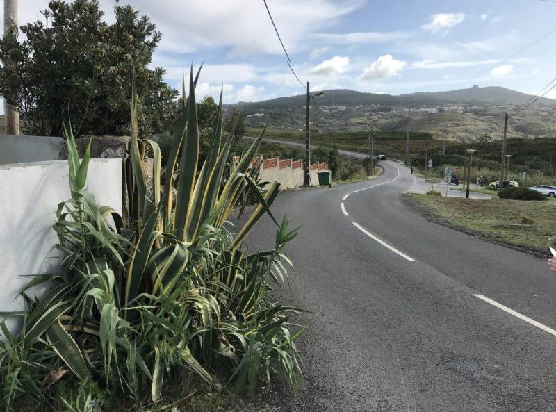дорога до мыса Рока, the road to Cape Roca