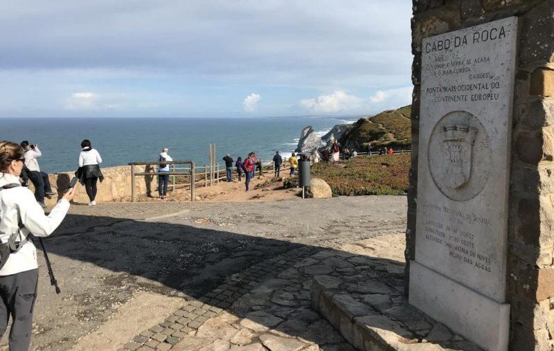 памятник мыс Рока, Monument Cabo da Roca