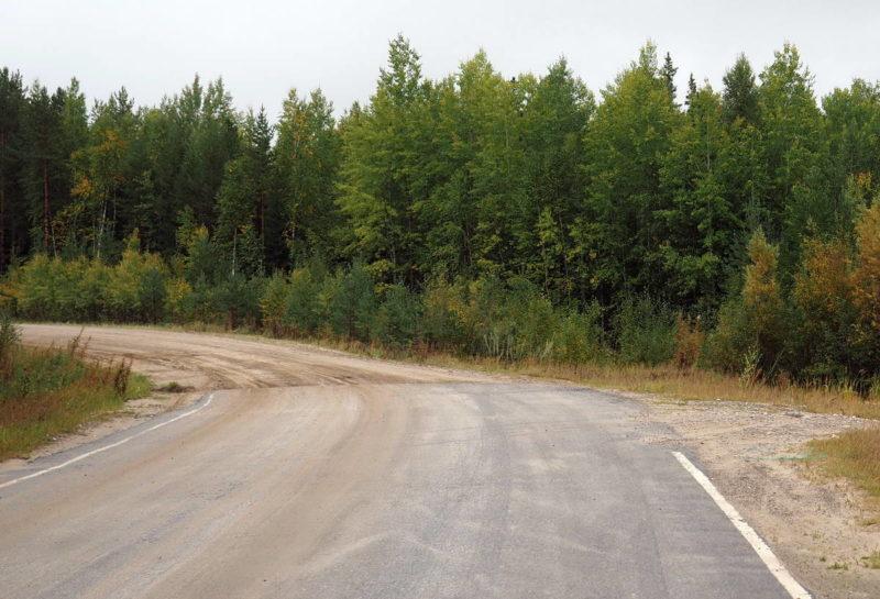 дороги томской области уаз