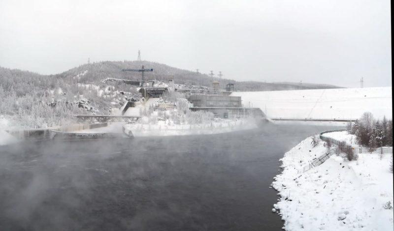 Вилюйская ГЭС