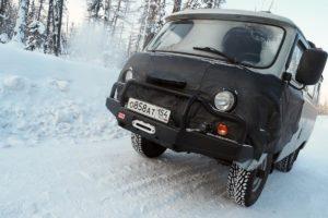 Зимник Усть-Кут — Мирный, насколько он «Веселый»