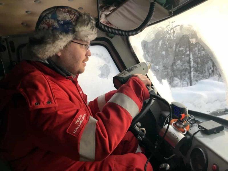 как ехать без отопителя на уаз зимой