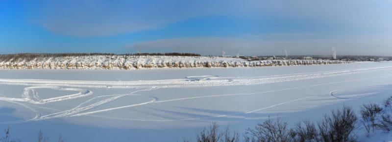 поселок Оленек, Якутия